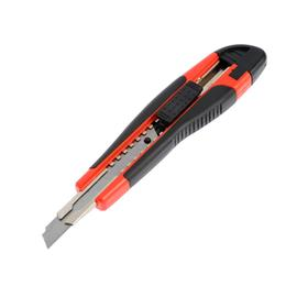 Нож универсальный ON Standart 13-05-104, усиленный, сегментированное лезвие, 9 мм