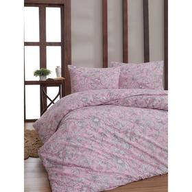 КПБ Rosina 1,5 сп 160x240 см, 160x220 см, 70x70 см, цвет розовый