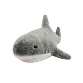 Мягкая игрушка «Акула Чагги», 43 см, цвет серый