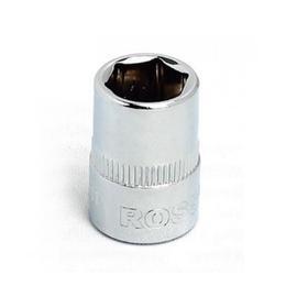 """Головка торцевая ROSSVIK ЕК000010815, 3/8"""", 6 мм"""