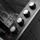 Мини-печь FIRST FA-5047 Black, 2200 Вт, 60 л, 6 режимов, гриль, конвекция, чёрная - Фото 5