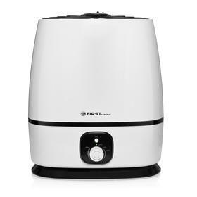 Увлажнитель воздуха FIRST FA-5599-4, ультразвуковой, 25 Вт, 6 л, 25 м2, ароматизация, белый