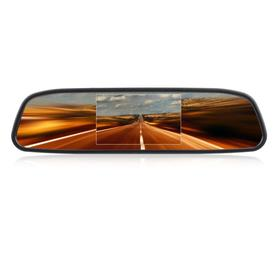 Зеркало заднего вида SKY MR-43S с монитором Ош