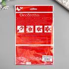 """Наклейки Decoretto """"Разноцветные цветы"""" 17х23 см - Фото 4"""