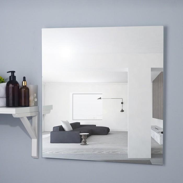 "Зеркало ""Квадрат"" , настенное 60х60 см"