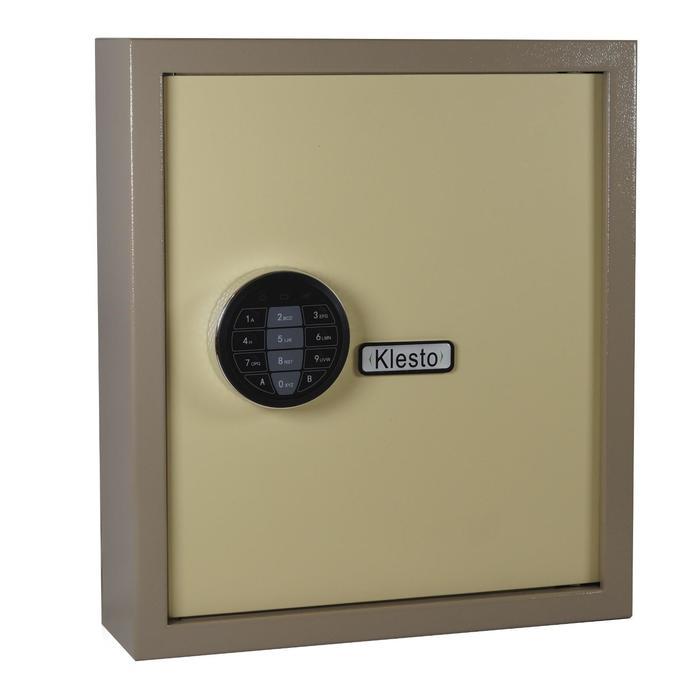 Ключница SKE-50, 50 ключей, с брелоками