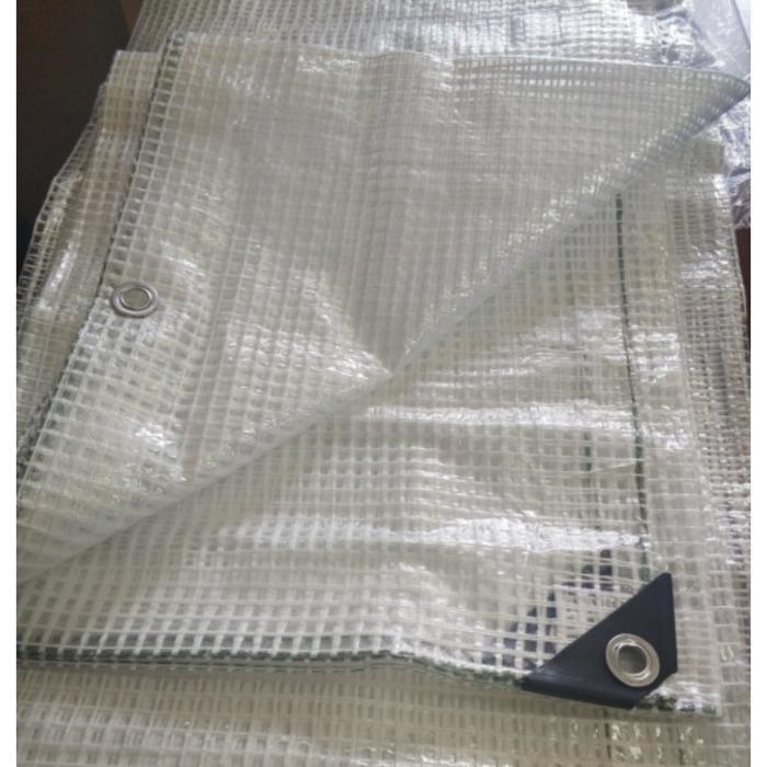 Тент армированный, 2  3 м, плотность 120 гм, с люверсами