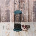 Кормушка для птиц «Бункер», 9,5 × 19,5 см, для крупнозернового корма - Фото 5