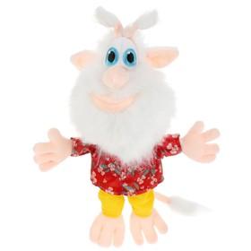 Мягкая игрушка «Буба» в красной рубашке, 20 см