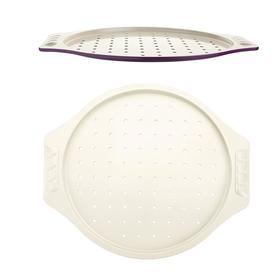 Противень для пиццы 38.5×35×1.2 см