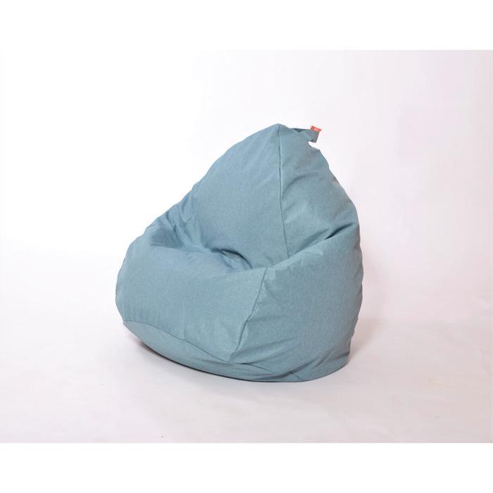 Кресло-мешок «Юниор», диаметр 75 см, высота 100 см, цвет мятный