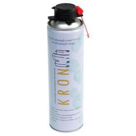 Очиститель монтажной пены KRONbuild, 350 мл Ош