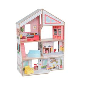 Кукольный домик «Чарли», с мебелью 10 элементов