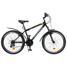 Велосипед 24' Progress модель Stoner RUS, цвет серый, размер 15' Ош