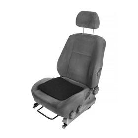 Подогрев сидений Cartage, без спинки, без регулятора, 12 В, 30 Вт, 38х38 см, греющий жгут - нити MicroHEAT Ош