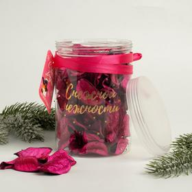 Аромасаше «Снежной нежности», аромат парфюма