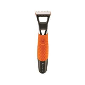 Триммер Remington MB050, для бороды и усов, 0.1-6 мм, 4 насадки, чёрно-оранжевый