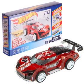 Сборная модель Super Blitzen, 1 автомобиль, 2 инерционных двигателя