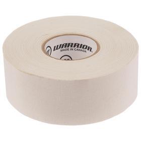 Лента хоккейная WARRIOR, ширина 36 мм, длина 25 м, цвет белый Ош