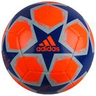 Мяч футбольный ADIDAS Finale 20 Club, размер 5, TPU, 12 панелей, машинная сшивка, оранжевый/синий