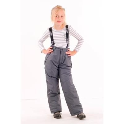 Брюки детские «Техно», рост 134 см, цвет серый