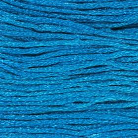 Нитки мулине, 8 ± 1 м, цвет джинсовый Ош