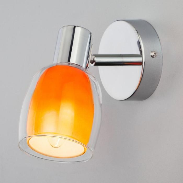 Светильник Potpourri, 1x40Вт E14, цвет хром
