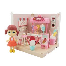 Игровой набор «Милый уголок», кафе-мороженое