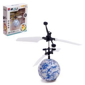 Летающий шар «НЛО», работает от аккумулятора Ош