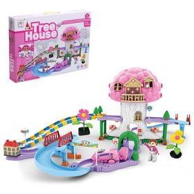 Железная дорога «Приключения принцессы», работает от батареек