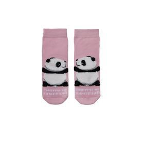 Носки детские махровые, цвет светло-розовый, размер 12