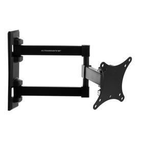 """Кронштейн Ultramounts UM893, для ТВ, наклонно-поворотный, 13-27"""", 44-320 мм от стены, чёрный"""