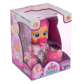 Кукла интерактивная «Плачущий младенец Katie», 31см