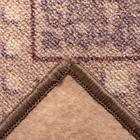 Палас «АРАБЕСКА», размер 80х125 см - Фото 3
