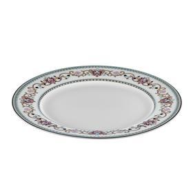 Тарелка обеденная, 27 см, твёрдый фарфор