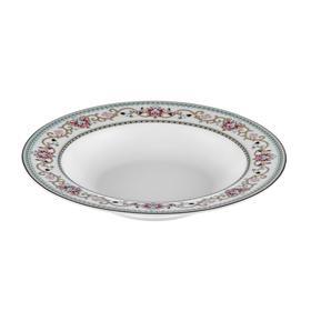 Тарелка суповая, 21.5 см, твёрдый фарфор