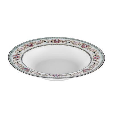 Тарелка суповая, 21.5 см, твёрдый фарфор - Фото 1