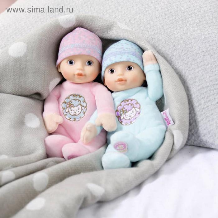 Кукла Baby Annabell, 22 см, МИКС