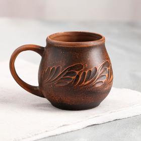 "Чашка ""Coffee"", резная, 0.2 л"