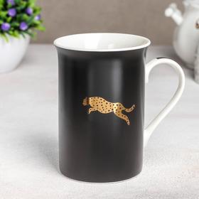 Кружка Доляна «Леопард», 300 мл