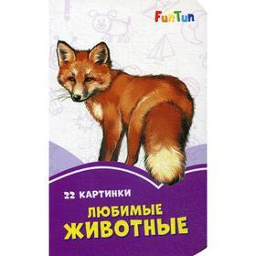 Сиреневые книжки. Любимые животные