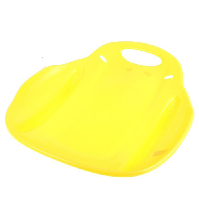 Ледянка «Метеор», цвет желтый