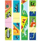 Пособие с развивающими заданиями для детей 8-9 лет «Сгибалки. Динозавры», Пархоменко С.В. - Фото 3