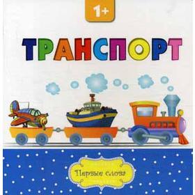 Транспорт. 2-е издание. Первые слова