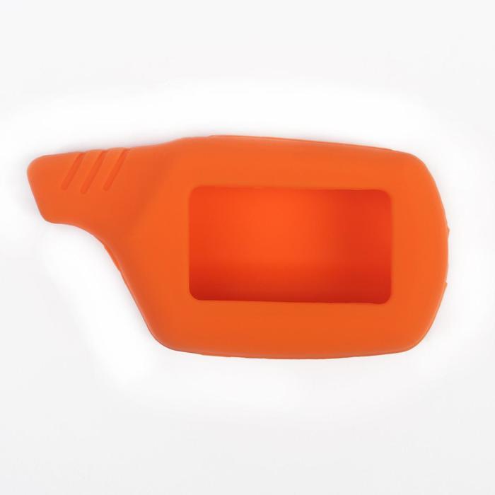 Чехол брелка Starline B6, В9, A61, A91, оранжевый