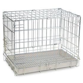 Клетка Triol для животных, 51 х 33 х 40 см, цинк Ош