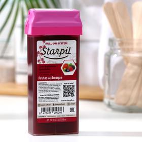 Воск для депиляции Starpil, лесные ягоды, 110 г