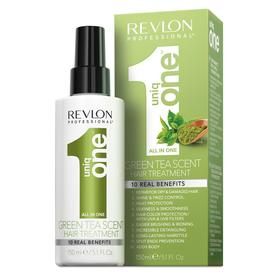 Спрей-маска для ежедневного ухода Revlon Professional Uniq One, Green tea, 150 мл