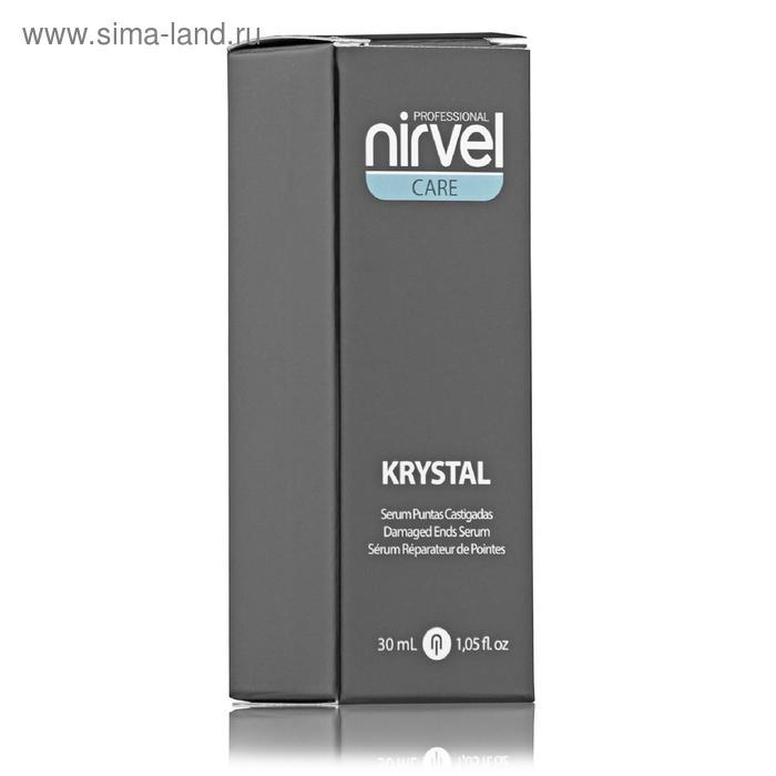 Сыворотка для восстановления кончиков волос Nirvel Professional Krystal, 30 мл