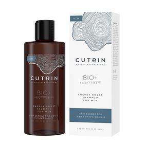 Шампунь-бустер для укрепления волос Cutrin Bio+ Energy Boost for men, 250 мл